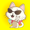 Nika The Cat Stickers Pack 1 Wiki