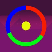 Crazy Color Wheel Twisted Game