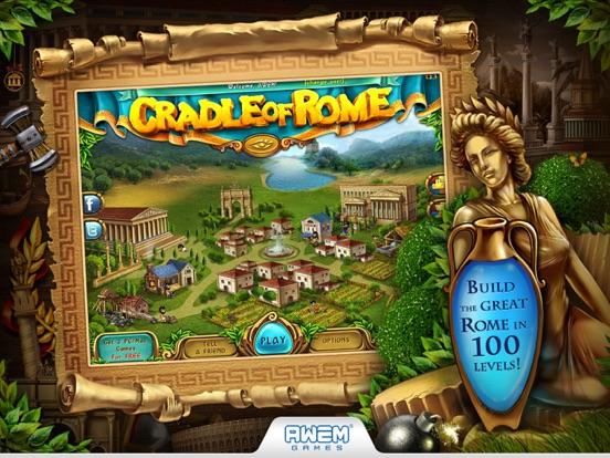 Screenshot #1 for Cradle of Rome (HD)