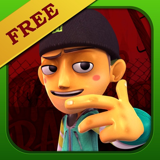 Talking Rapper HD iOS App