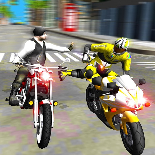 Super Motor-bike Stunts : Death Race Survival 2017 iOS App