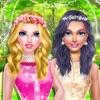 Spring Prom BFF Makeup & Dress Up Beauty Salon