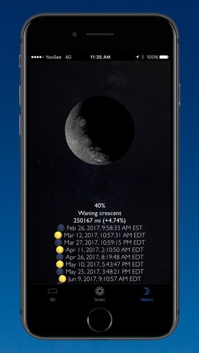 Sun and Moon Tracker 3D Pro Screenshots