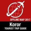 Koror 旅遊指南+離線地圖