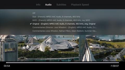 Screenshot #3 for Elmedia Player