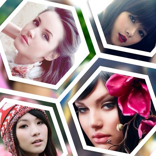 Grid Collage - Beauty Plus Editor iOS App