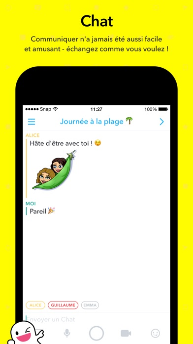 download Snapchat apps 1
