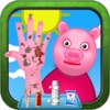 Nail Doctor Game: Pig Hand Day