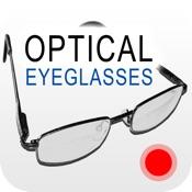 Optical Eyeglasses 30x zoom