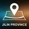 Jilin Province, Offline Auto GPS