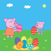 Easter egg touch - play fun games kids and child's