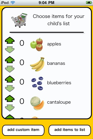 Kid Cart screenshot 1