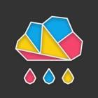 polycolor icon