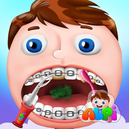 Alpi Baby Games - Dentist Office & Teeth Salon iOS App
