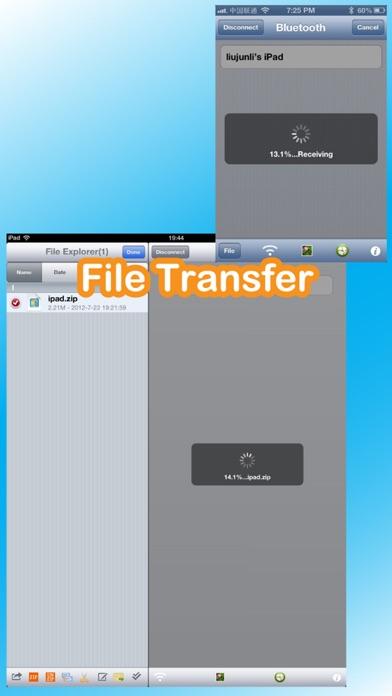 Bluetooth U+ Screenshots