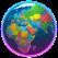 Erde 3D - Wunderbarer Atlas - 3Planesoft