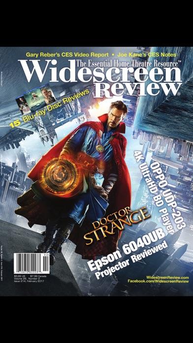 Widescreen Review review screenshots