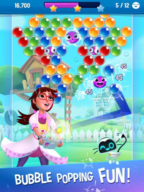 Bubble Genius на iPad