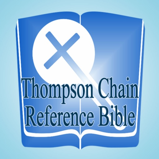 Bible Study Reference: Thompson's Study Bible With KJV Reference Verses By Oleg