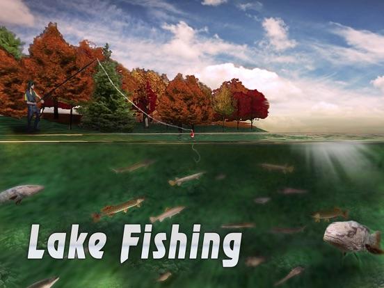 Lake Fishing Full на iPad