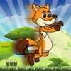Mr Fox Jungle - Running World Kids Adventure Game