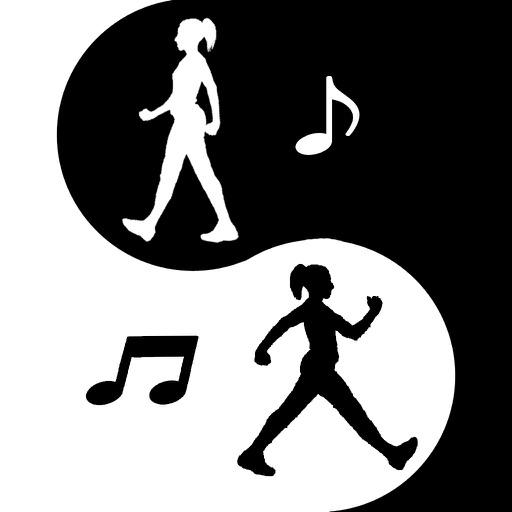 緩急ウォーキング X-Music