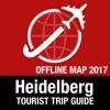海德堡 旅遊指南+離線地圖