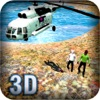 Heli Ambulance Rescue Help 3D