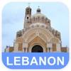 黎巴嫩 離線地圖 - PLACE STARS