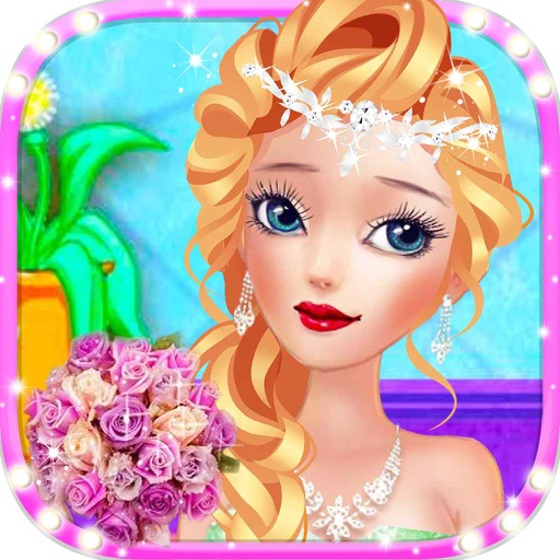 Princess Wedding - Dress Up Games For Girls iOS App