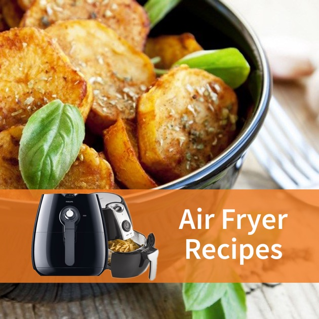 Airfryer recipes healthy air fryers recipes on the app store for Airfryer recipes fish