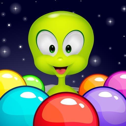 Bubble Shooter Space - Bubble Blast iOS App