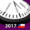 Calendario 2017 Chile Sin Ads
