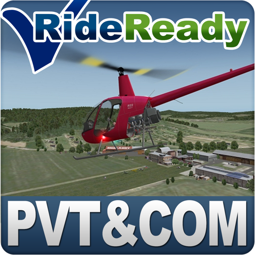 RideReady Private Pilot and Commercial HELI
