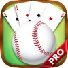 Sports Baseball Classic Card Tap Solitaire Pro