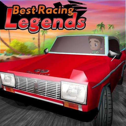 Best Racing Legends: Top Car Racing Games For Kids iOS App