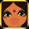 IndieMoji - Indian Girl Emojis Keyboard