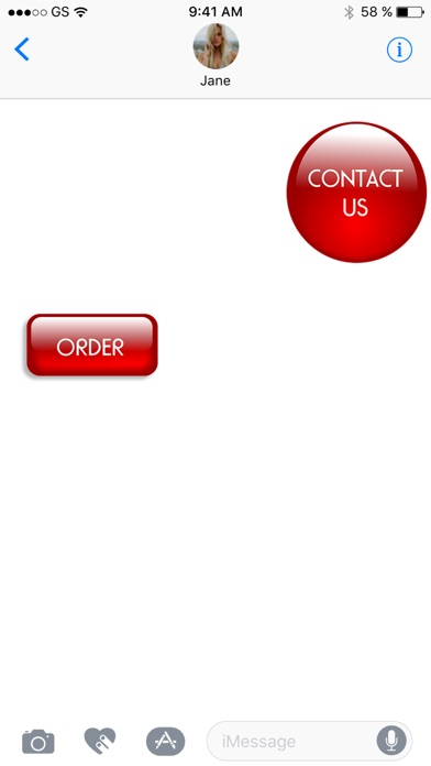 Кнопки Наклейка обновленияСкриншоты 2