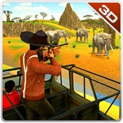 Elephant hunter & wild animals hunting simulator