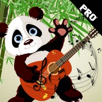 A Panda Collect Musical Notes PRO