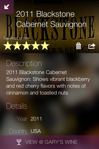 Winevento - the wine event app screenshot 4