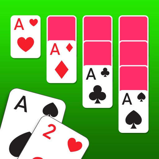 Solitaire : card game HiLow Spider card Poker Game iOS App