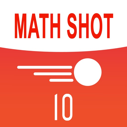 Math Shot Add Numbers within 10