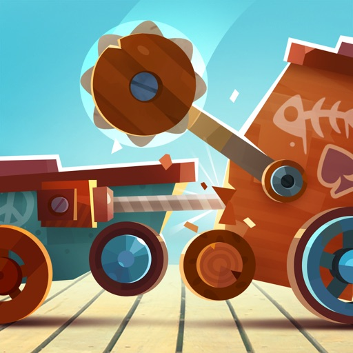 CATS: Crash Arena Turbo Stars free software for iPhone, iPod and iPad