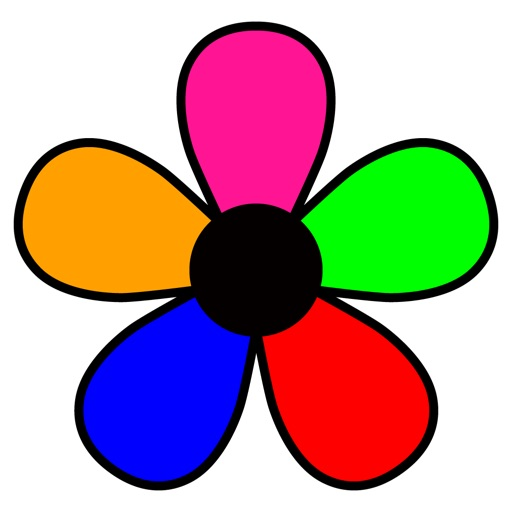 My Coloring Book iOS App