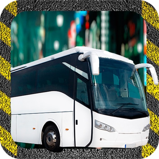 Speed Bus Driving Simulation - Drive the bus iOS App