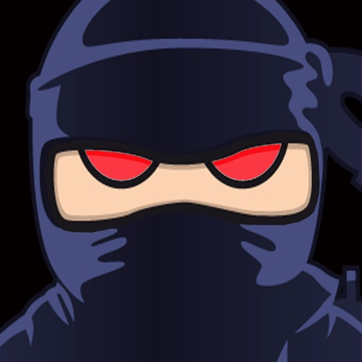 Ninja Shooter Stick iOS App