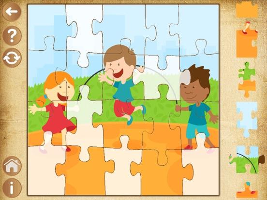 Puzzles juegos de ni os y peque os ni as por sergey minkov - Puzzles para ninos pequenos ...