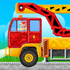 22learn, LLC - Kids Trucks in Town - Adventure Games for Toddlers artwork