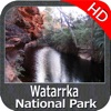 Watarrka National Park HD GPS charts Navigator